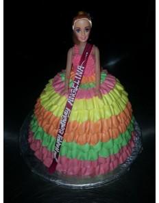 Barbie Doll (Colour full)
