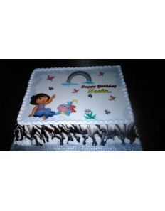 Edible Photo Sheet( Fresh Cream )