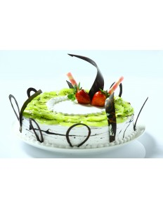 Fresh Kiwi Gateau