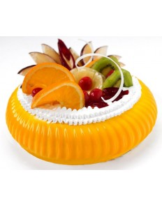 Mixed Fruit Gateaux