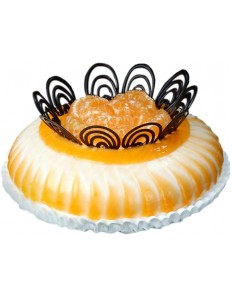 Orange Gateaux