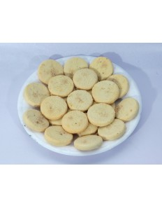 Sweet Cashew Cookies