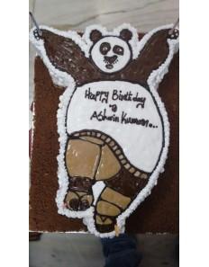 Design My Cake - Panda